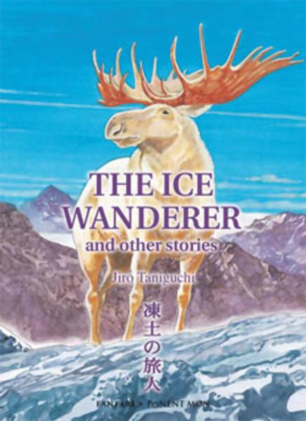 Ice Wanderer Manga