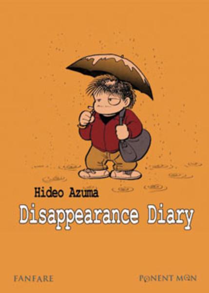 Disappearance Diary Manga