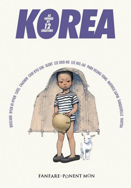 Korea as Viewed by 12 Creators Manga