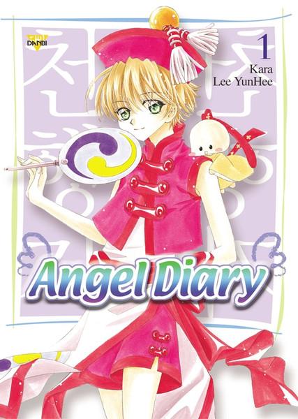 Angel Diary Manga Volume 1