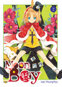 Moon Boy Manga Volume 2