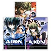 AiON Manga (1-3) Bundle