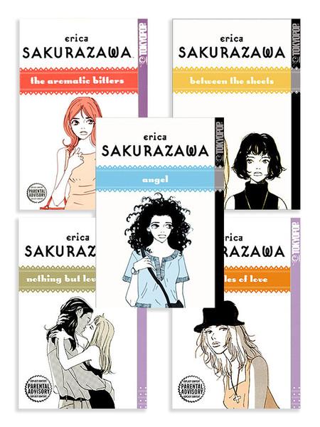 Erica Sakurazawa Manga Bundle