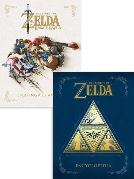 The Legend of Zelda Gamer's Dream Bundle (Hardcover)