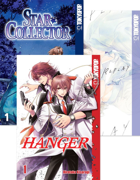 Boys Love Manga Bundle