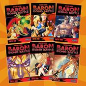 Baron Gong Battle Manga (1-6) Bundle