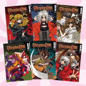 Vampire Doll Guilt-na-Zan Manga (1-6) Bundle