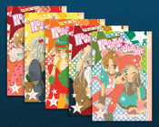 Nosatsu Junkie Manga (1-5) Bundle