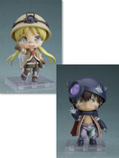 Made in Abyss (Reg & Riko) Nendoroid Figure Bundle