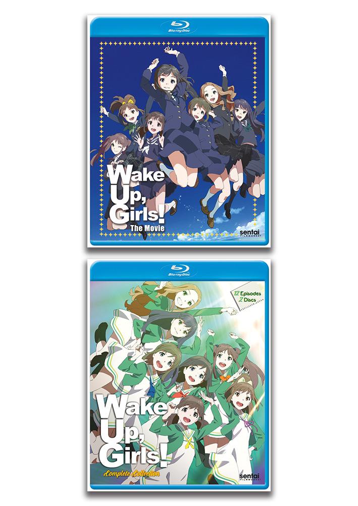 Wake Up Girls! Blu-ray Bundle