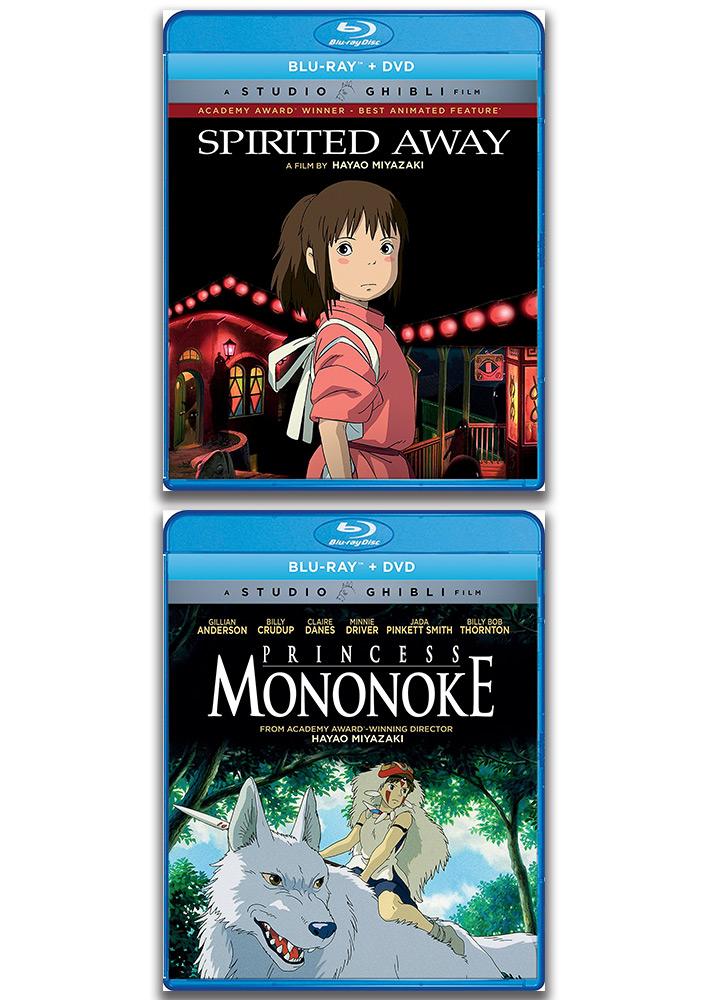 Studio Ghibli Bundle 1 CINEBUNDLE02