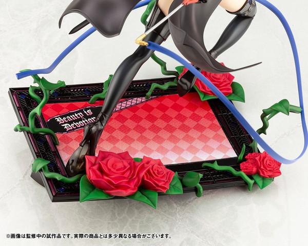 [Damaged] Kasumi Yoshizawa Phantom Thief Ver Persona 5 The Royal ARTFX J Figure