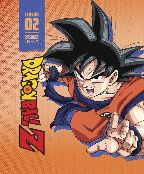 [Damaged] Dragon Ball Z Season 2 Steelbook Blu-ray