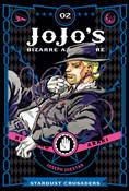 [Damaged] JoJo's Bizarre Adventure Part 3 Stardust Crusaders Manga 2