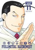[Damaged] Fullmetal Alchemist Fullmetal Edition Manga Volume 11 Hardcover