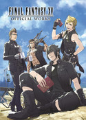 [Damaged] Final Fantasy XV Official Works (Hardcover)