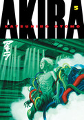[Damaged] Akira Graphic Novel 5