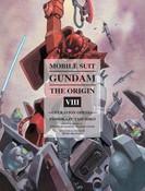[Damaged] Mobile Suit Gundam: The Origin Manga Omnibus 8 (Hardcover)