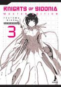 [Damaged] Knights of Sidonia Master Edition Manga Volume 3