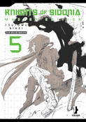[Damaged] Knights of Sidonia Master Edition Manga Volume 5