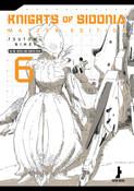 [Damaged] Knights of Sidonia Master Edition Manga Volume 6