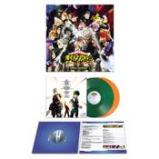 [Imperfect] My Hero Academia Heroes Rising Vinyl Soundtrack