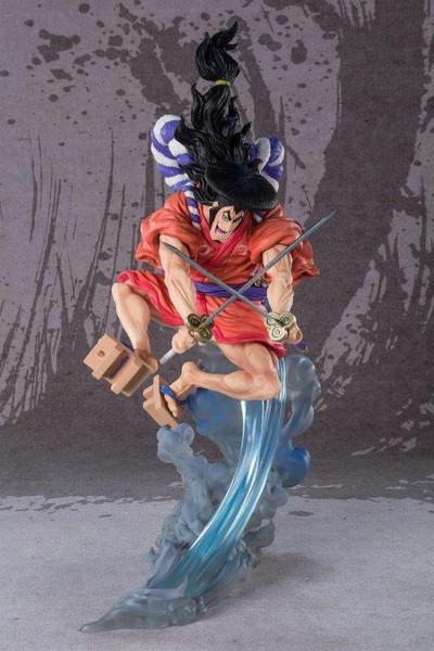[Imperfect] Kozuki Oden One Piece Figuarts Figure