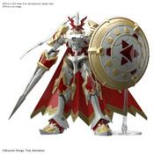 [Imperfect] Dukemon / Gallantmon Amplified Ver Digimon Model Kit