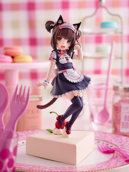 [Imperfect] Chocola Pretty Kitty Style Ver NekoPara Figure