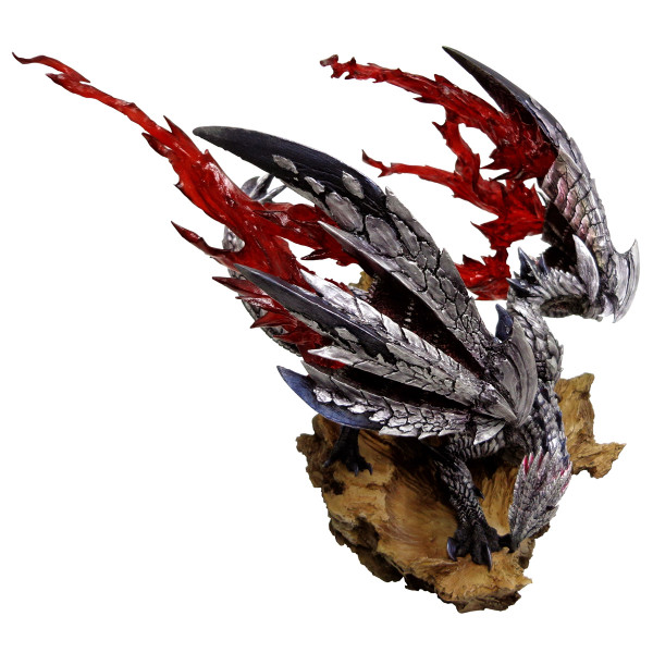 [Imperfect] Valphalk (Re-Run) Monster Hunter Statue Figure