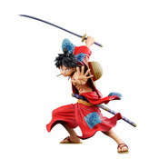 [Imperfect] Monkey D Luffy Manga Dimensions Wano Arc Ver One Piece Prize Figure