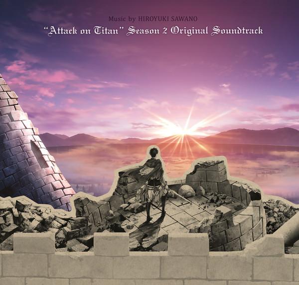 [Imperfect] Attack on Titan Season 2 Deluxe Edition Vinyl Soundtrack