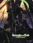 [Imperfect] Seraph of the End Vampire Reign Season 1 Part 1 Limited Edition Blu-ray/DVD