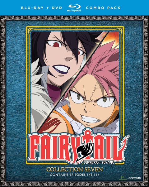 [Imperfect] Fairy Tail Collection 7 Blu-ray/DVD