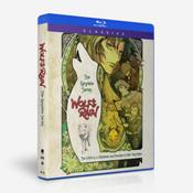 [Imperfect] Wolf's Rain Classics Blu-ray