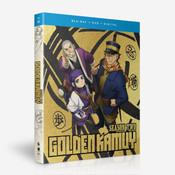 [Imperfect] Golden Kamuy Season 2 Blu-ray/DVD