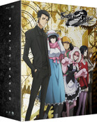 [Imperfect] Steins Gate 0 Part 1 Limited Edition Blu-ray/DVD