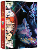 [Imperfect] Aquarion Evol Part 1 Limited Edition Blu-ray/DVD