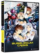 [Imperfect] Bubblegum Crisis Tokyo 2040 Complete Series DVD Anime Classics
