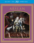 [Imperfect] The Heroic Legend of Arslan Season 1 Part 2 Blu-ray/DVD