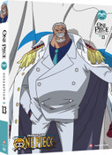 [Imperfect] One Piece Collection 13 DVD Uncut