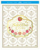 [Imperfect] Sailor Moon Crystal Set 2 Limited Edition Blu-ray/DVD