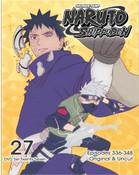 [Imperfect] Naruto Shippuden DVD Set 27 Uncut