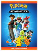 [Imperfect] Pokemon Advanced Complete Collection DVD
