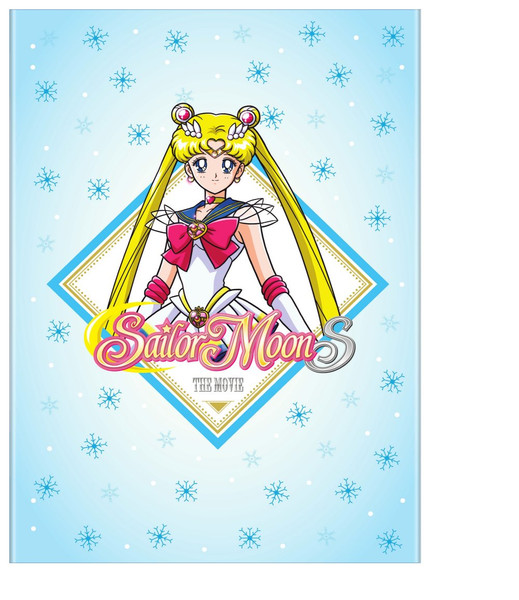 [Imperfect] Sailor Moon S The Movie DVD
