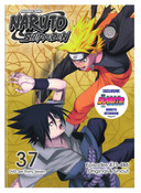 [Imperfect] Naruto Shippuden Set 37 DVD Uncut
