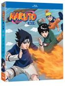 [Imperfect] Naruto Set 2 Blu-ray