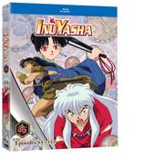 [Imperfect] Inu Yasha Set 4 Blu-ray