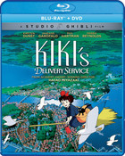 [Imperfect] Kiki's Delivery Service Blu-ray/DVD