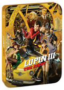 [Imperfect] Lupin the 3rd The First Steelbook Blu-ray/DVD